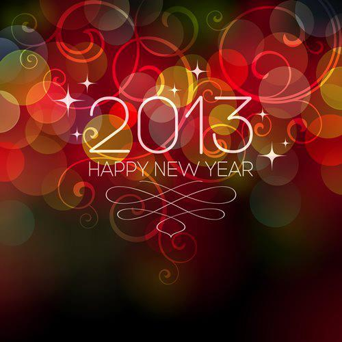 Hurray for 2013!