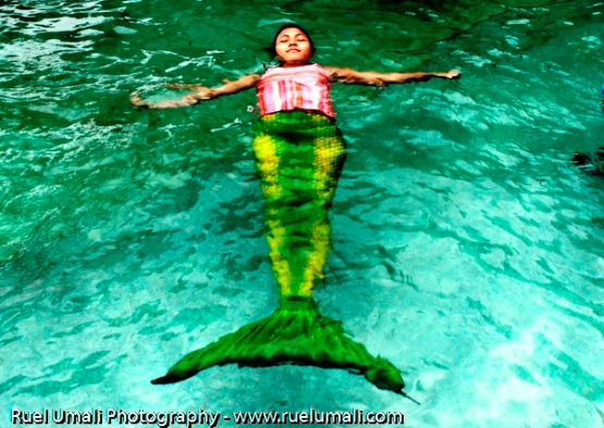 Summer Fun as a Mermaid at Manila Ocean Park