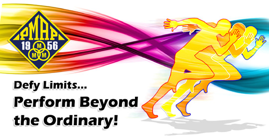 Defy Limits, Perform Beyond Ordinary w/ PMAP