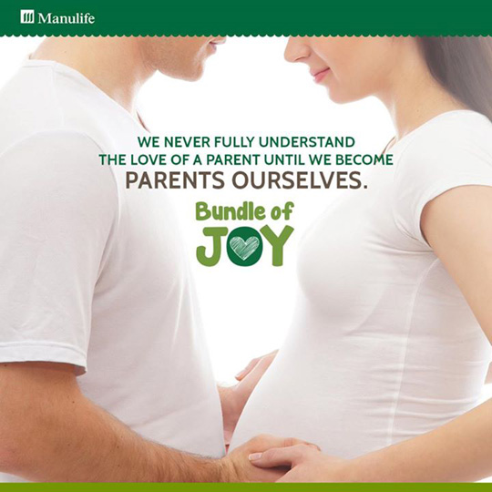 Securing Family future with Manulife's Bundle of Joy