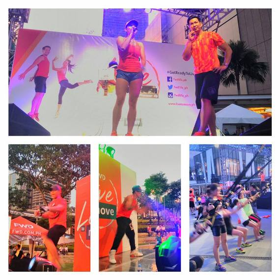 FWD Life Encourages Filipinos to Stay Healthy and Fit