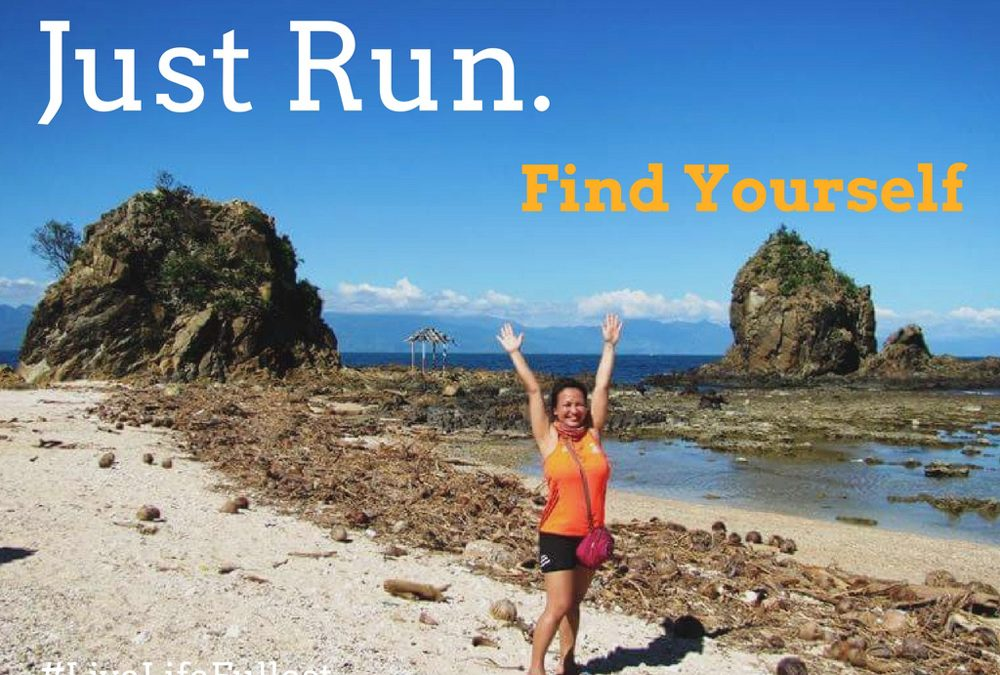 Just Run, Find Yourself