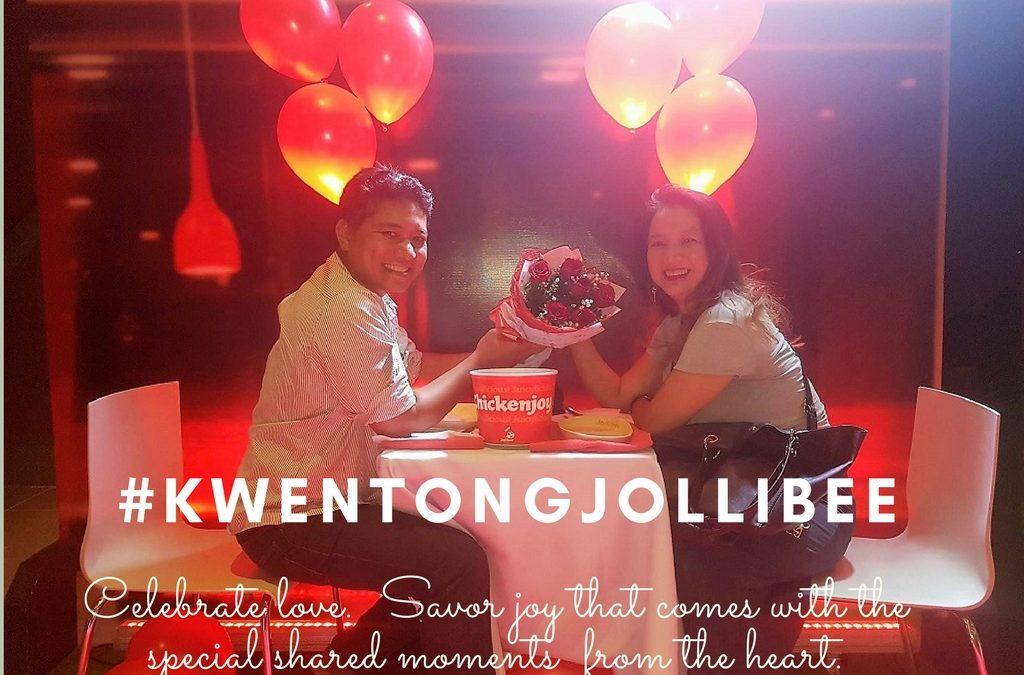 Joy of Love w/ #KwentongJollibee