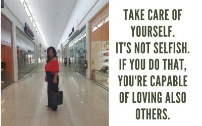 Taking Care of Yourself, Presentably