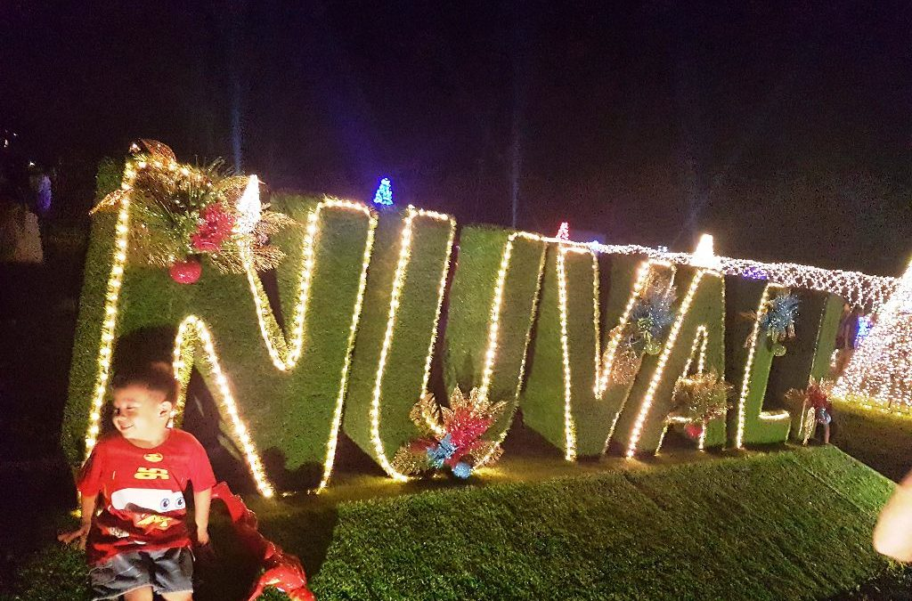 Nuvali's Magical Field of Lights