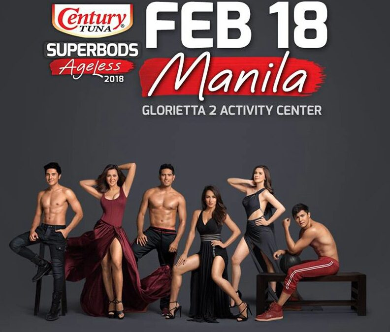 Superbods Ageless 2018 Go-See Events