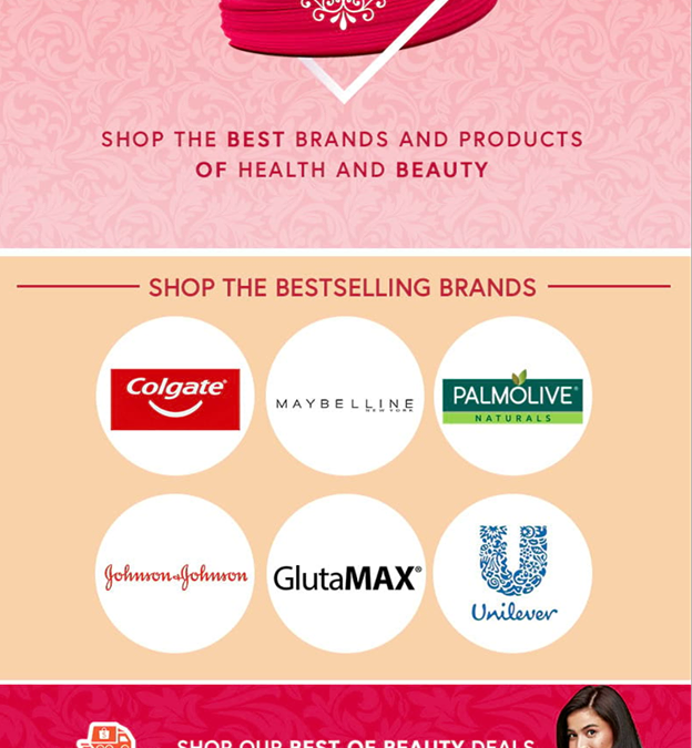 Beauty Fair with Shopee
