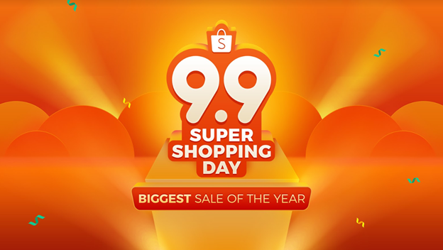 Super Shopping Day with Shopee