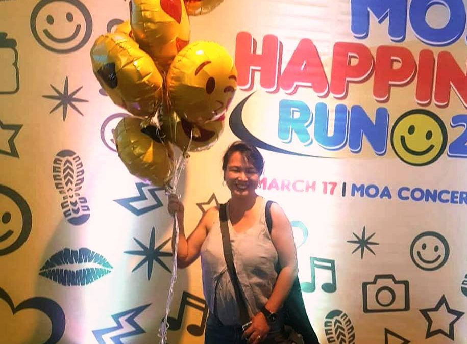 MOA Happiness Run