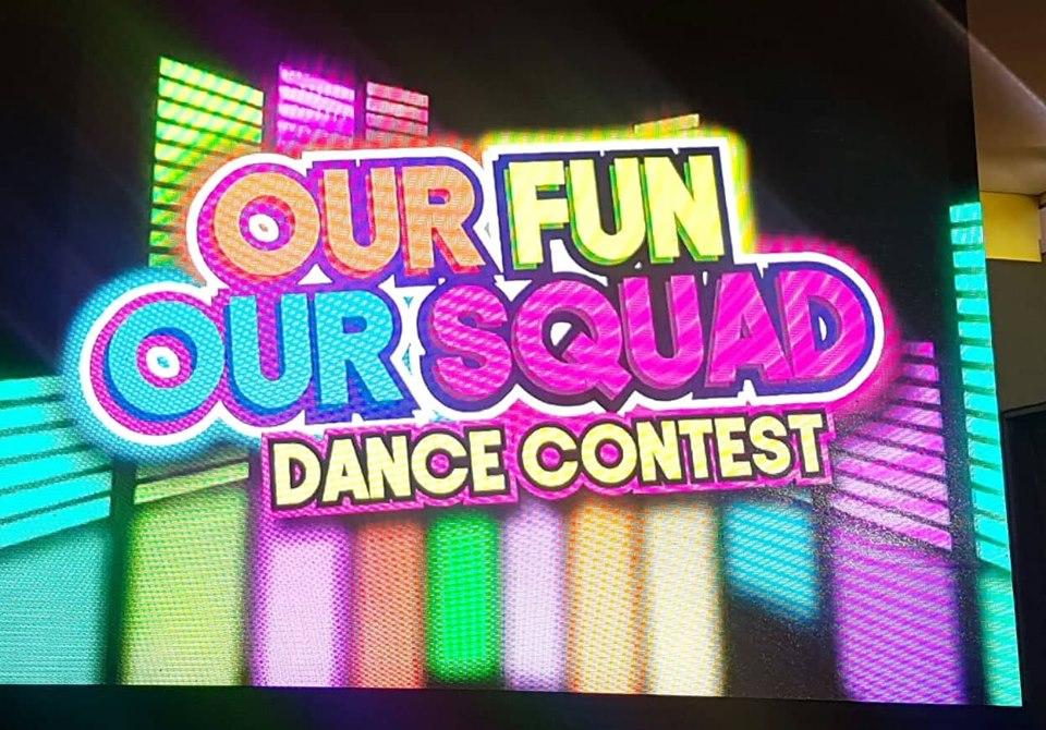 Dance Creativity thru #OurFunOurSquad Contest