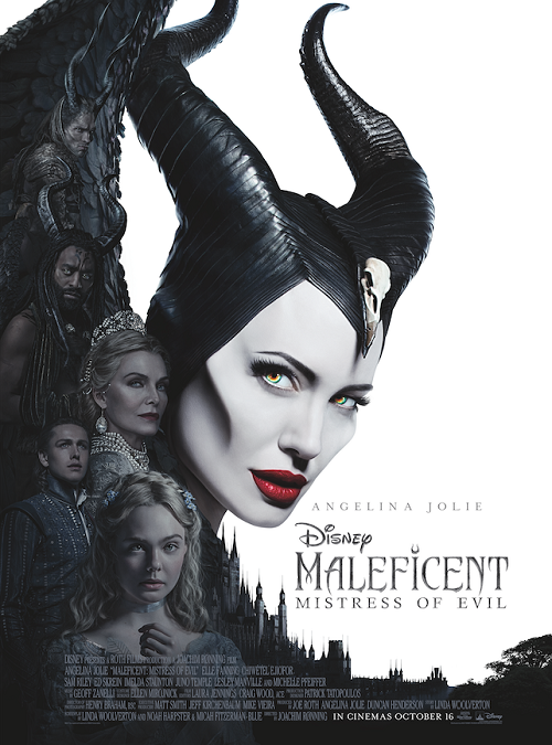 Unexpected Allies and Forces Unveiled at  Disney's Maleficent: Mistress of Evil