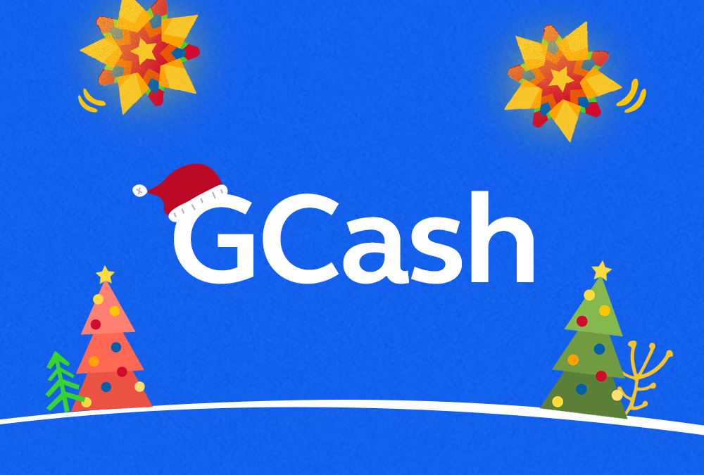 Go Christmas Shopping with GCash