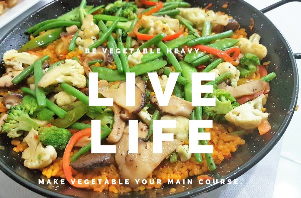 Getting Vegan with Live Life